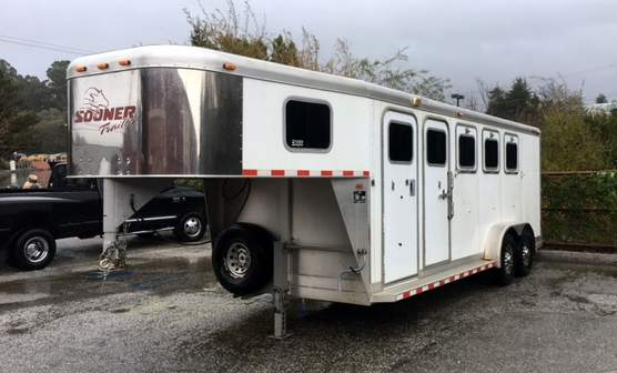 trailers tow vehicles rvs horse trailers for sale classified ads bay area equestrian network. Black Bedroom Furniture Sets. Home Design Ideas