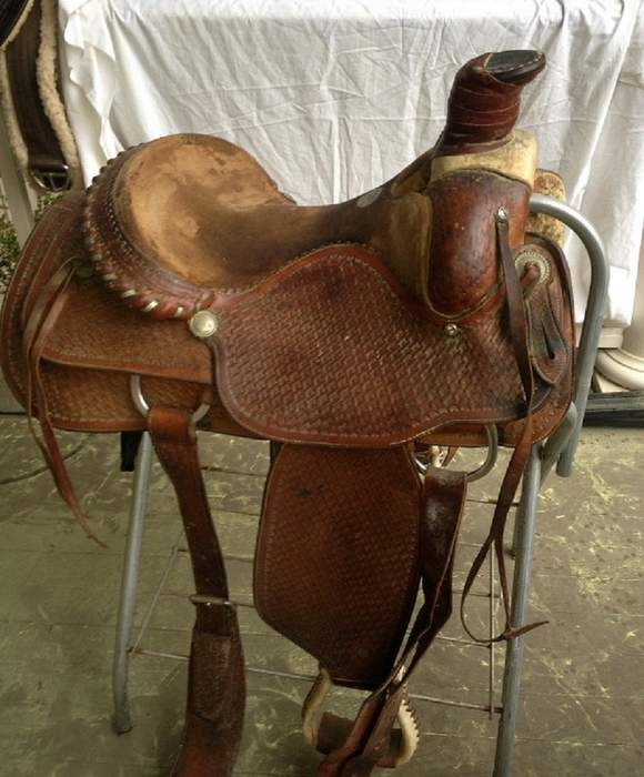 Tack & Supplies: All Western Saddles For Sale-Classified Ads