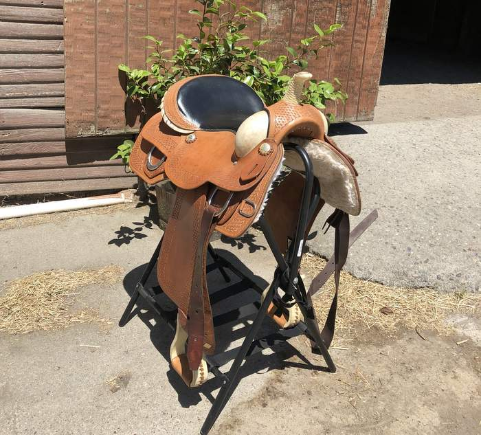 Tack & Supplies: All Western Saddles For Sale-Classified Ads-Bay